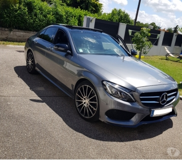 Photos Vivastreet MERCEDES 250 PACK AMG FASCINATION PACK BLACK AVE TOI OUVRANT