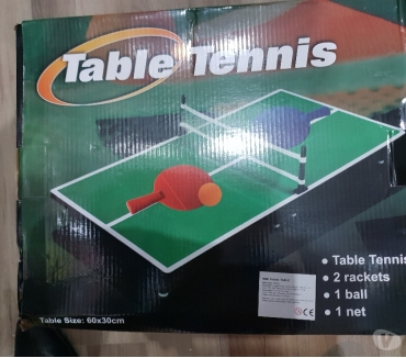 Photos Vivastreet MINI TABLE DE TENNIS