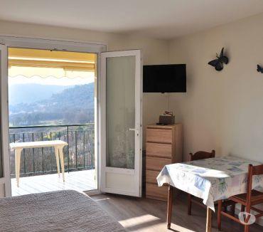Photos Vivastreet Studio à Gréoux rénové spacieux lumineux avec balcon