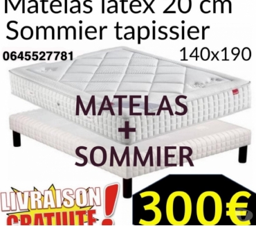 Photos Vivastreet DESTOCKAGE MATELAS SOMMIERS