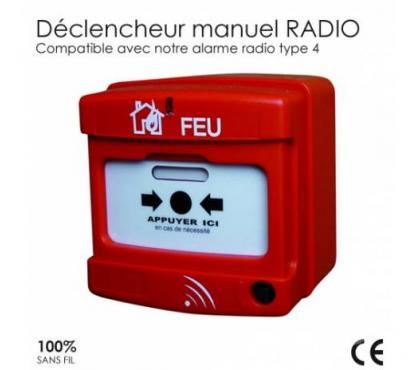 Photos Vivastreet Déclencheur manuel radio type 4