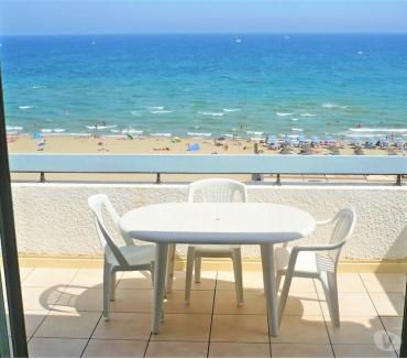 Photos Vivastreet studio 35m² centre face plage, terrasse, vue mer magnifique
