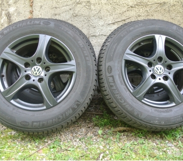 Photos Vivastreet 4 roues neige Alu Volkwagen Touareg 2356517 108H TTBE