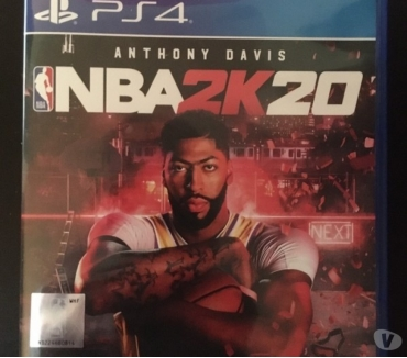 Photos Vivastreet Nba 2k20 ps4