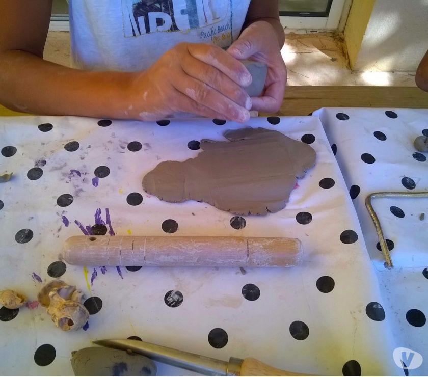 Autres cours Var Frejus - 83600 - Photos Vivastreet Ateliers créatifs poterie pour enfants