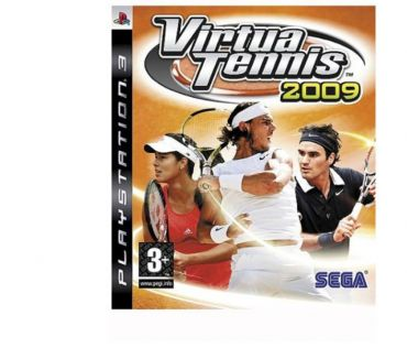 Photos Vivastreet jeu PS3 ***** VIRTUA TENNIS 2009 *****