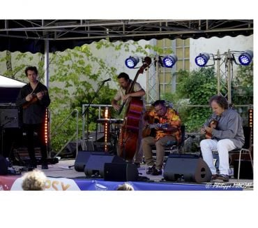 Photos Vivastreet goupe jazz manouche