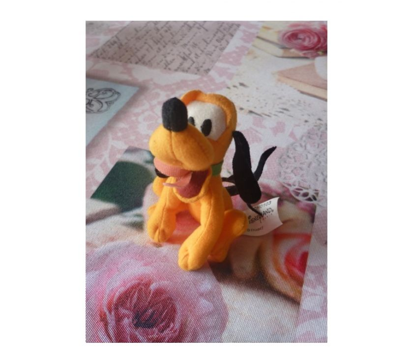 Photos Vivastreet Peluche Pluto Disney store parc anime manga japon TV