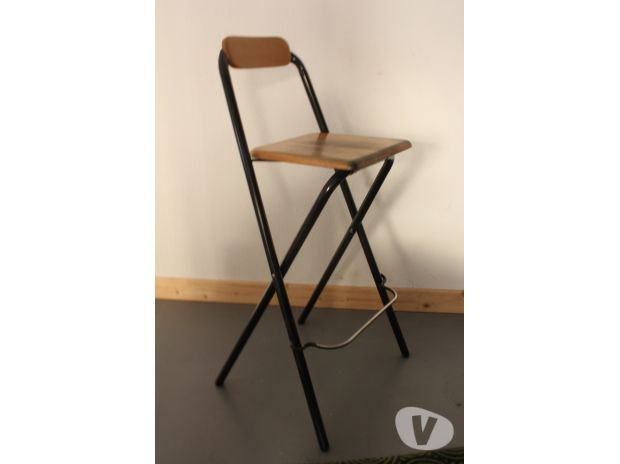tabouret de bar pliant ikea strasbourg 67000 meubles. Black Bedroom Furniture Sets. Home Design Ideas