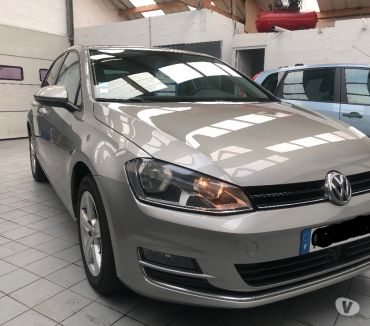 Photos Vivastreet VOLKSWAGEN GOLF 7 1.6 TDi 105 Cv, 86800 KM