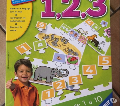 Photos Vivastreet 1-2-3 Ravensburger