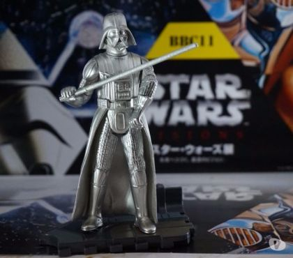 Photos Vivastreet figurine star wars dark vador 25th anniversaire