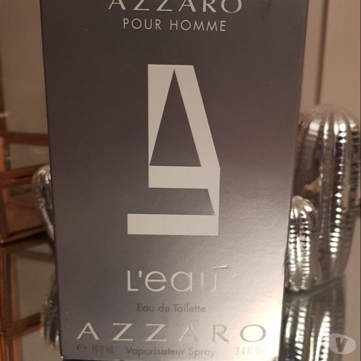 Beauté - Santé Doubs Besancon - 25000 - Photos Vivastreet Parfum homme Azzaro L'EAU Neuf 100ml