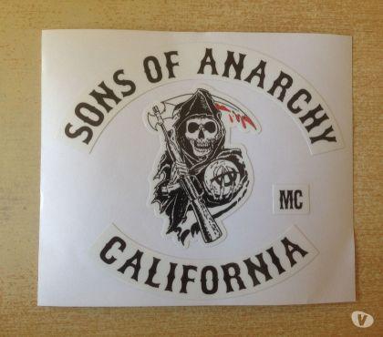 Photos Vivastreet autocollant sticker biker sons of anarchy
