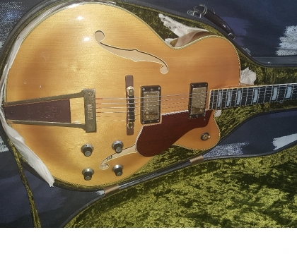 Photos Vivastreet Guitare Jazz Archtop 1974 L5 Yamaha - Collector
