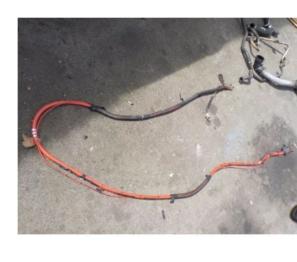 Photos Vivastreet cable positif + negatif bmw e36