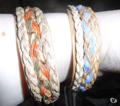 Photos Vivastreet 2 bracelets en bois cubains