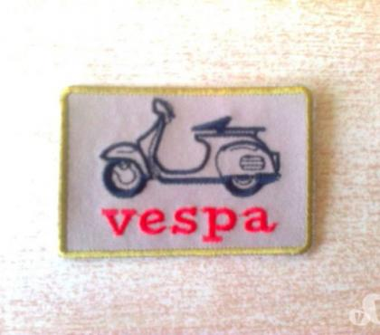 Photos Vivastreet Écusson vespa thermocollant 7,5 x 5 cm