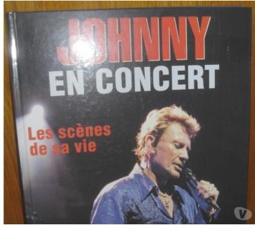 Photos Vivastreet Livre concert de Johnny