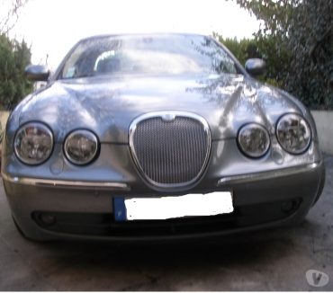 Photos Vivastreet JAGUAR S TYPE V6 BI TURBO EXCELLENT ETAT.TOUTES OPTIONS