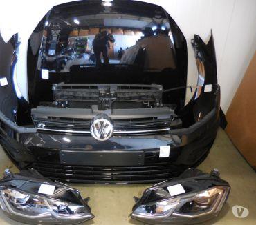 Photos Vivastreet Face avant complète Volkswagen Golf VII R phase 2
