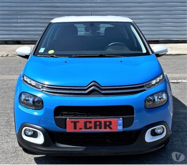 Photos Vivastreet CITROEN C 3 BLUEHDI 100 CH 1.6 FEEL AN 2018 Auto-Ecole