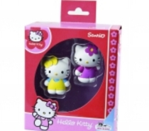 figurines q hello kitty