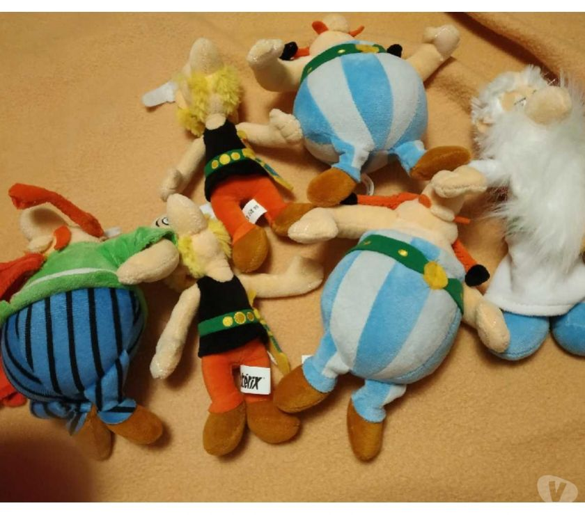 Photos Vivastreet PELUCHE ASTERIX
