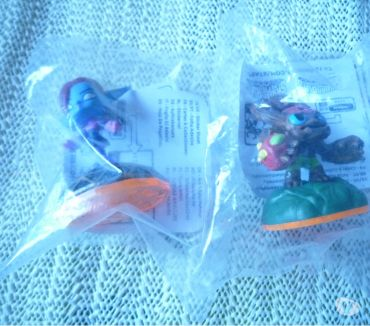 Photos Vivastreet Figurine Skylanders sidekicks, mini pet