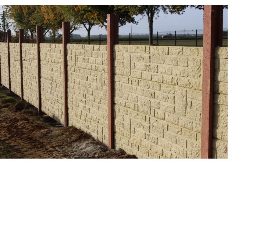Marne Chalons en Champagne - 51000 - Photos Vivastreet Clôture en beton décoratif. Surplus de chantier.