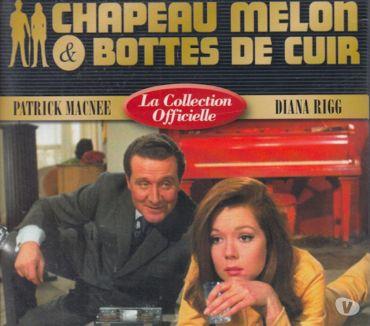Photos Vivastreet DVD Chapeau Melon & Bottes De Cuir 1967 P. Macnee D. Rigg