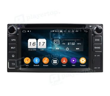 Photos Vivastreet AUTORADIO TOYOTA FORTUNER GPS ANDROID