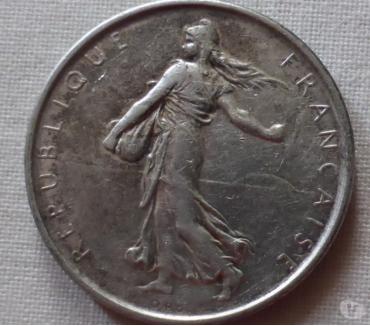 Photos Vivastreet Piece 5 francs - semeuse