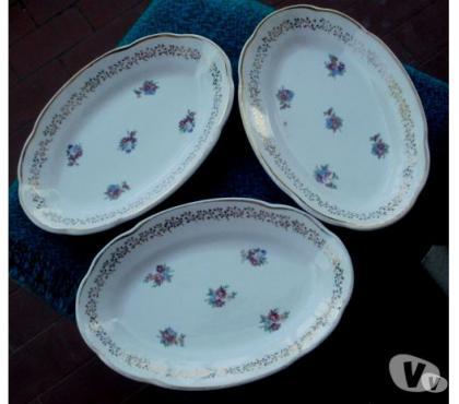 Photos Vivastreet 3 plats raviers Porcelaine DIGOIN SARREGUEMINES