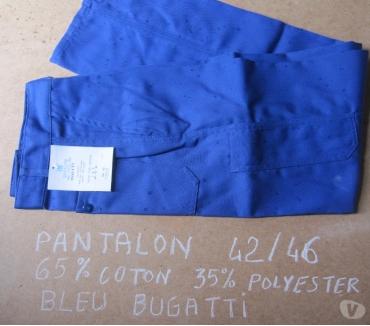 Photos Vivastreet Bleu de travail Veste & Pantalon