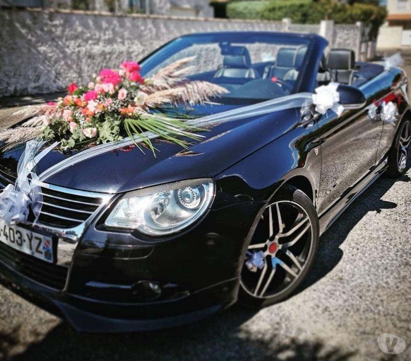 Organisations d'evènements Gard Nimes - Photos Vivastreet Cabriolet Auto mariage