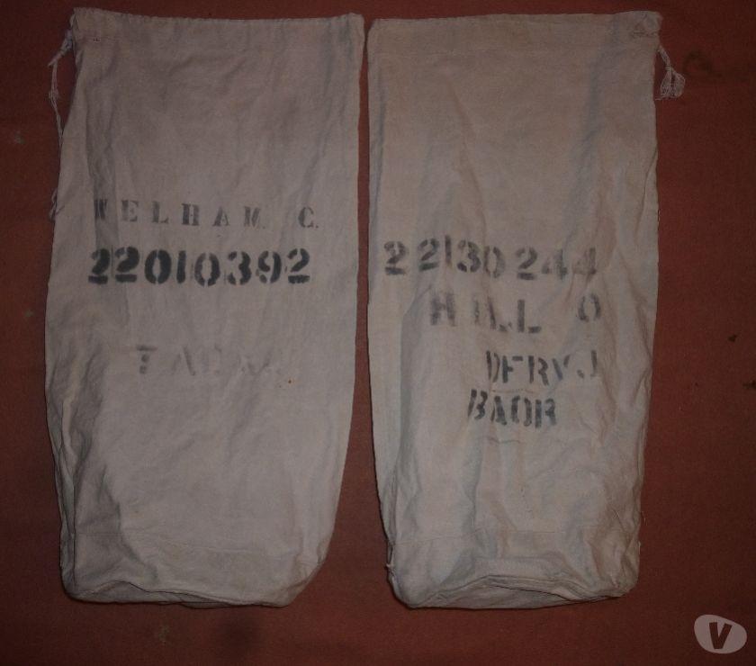 Photos Vivastreet 2 sacs ronds en coton