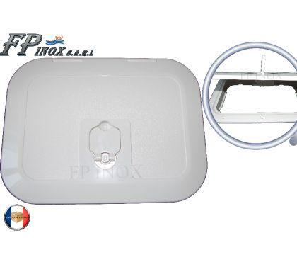 Photos Vivastreet Trappe d'inspection Flush 385x285mm Ref 2029100