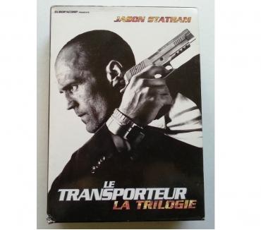 Photos Vivastreet DVD Le Transporteur - La trilogie