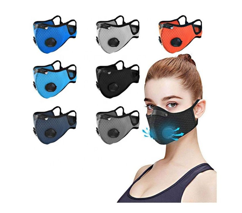 Photos Vivastreet Couvre Bouche N95 Anti Pollution Protection Respiratoire