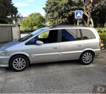 Photos Vivastreet Monospace 7 places Opel Zafira 2,2l TDI 2005 et 185000 kms