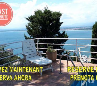 Photos Vivastreet Appart climatisé dans villa avec piscine et vue mer à 180°