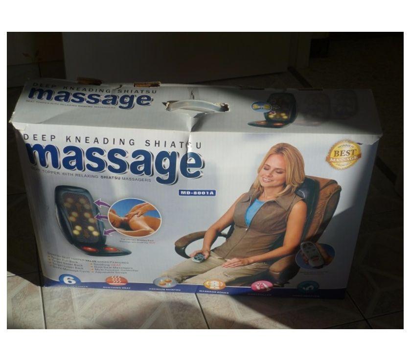 Photos Vivastreet Siège massage Shiatsu santé voiture maison décoration salon
