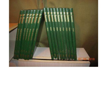 Photos Vivastreet La Faune - 33 volumes - éditions Alpha
