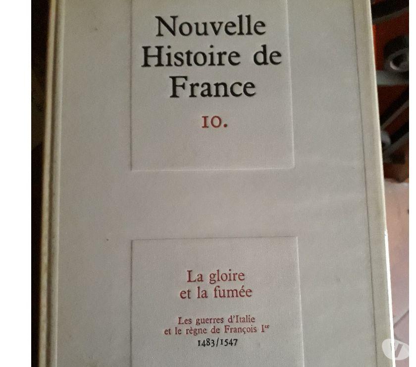 Photos Vivastreet Collection de 38 livres Historiques