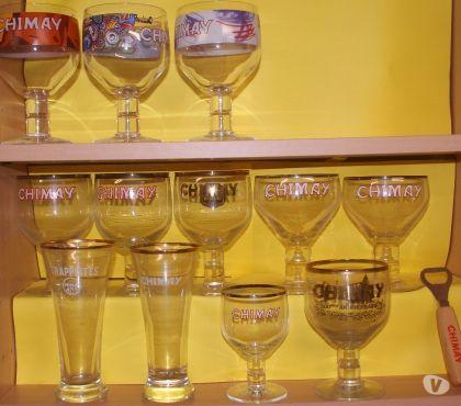 Photos Vivastreet chimay verres collector et pour boire