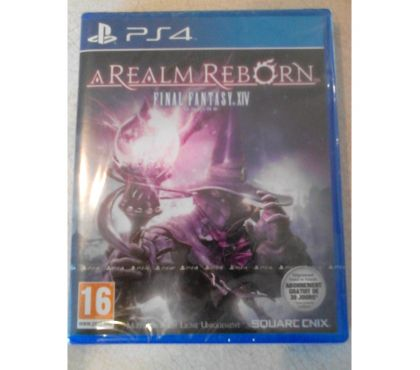 Photos Vivastreet Jeu PS4 Final Fantasy XIV A real Reborn