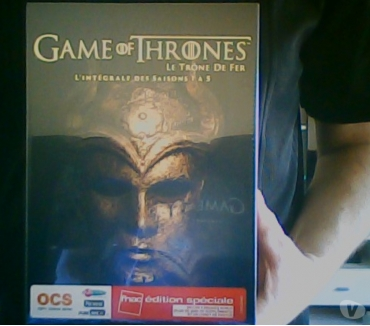 Photos Vivastreet DVD GAME OF THRONES