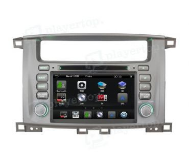 Photos Vivastreet AUTORADIO TOYOTA LAND CRUISER 100 SERIES GPS ANDROID