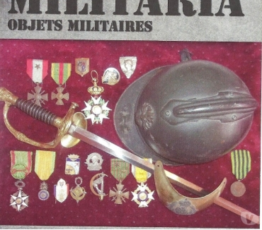 Photos Vivastreet rachète médailles militaires, casques ,insignes uniformes...